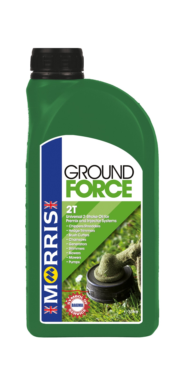 Ground Force 2T Universal 2 stroke oil