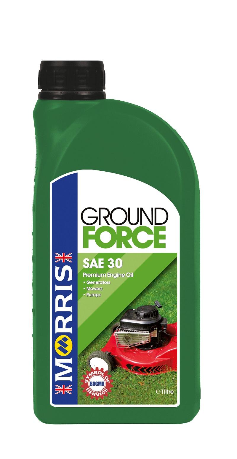 Ground Force SAE 30 Engine Oil