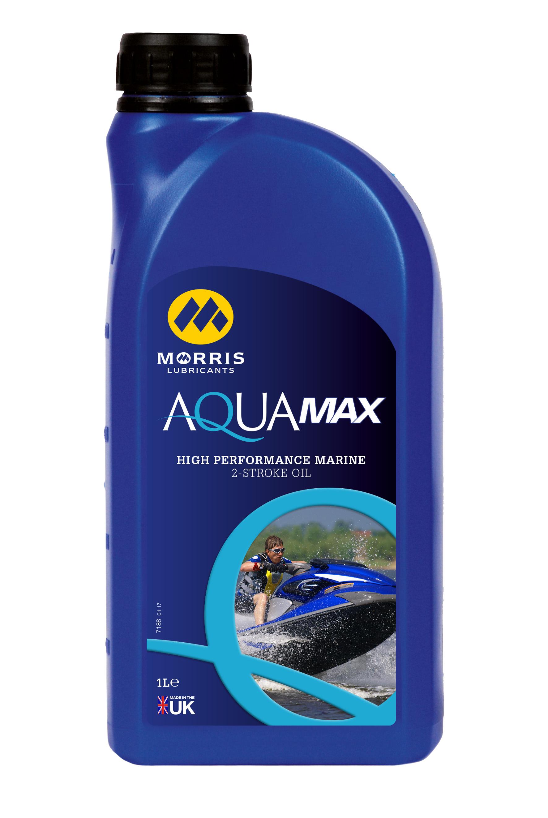 Aqua Max 2 Outboard Two Stroke Oil