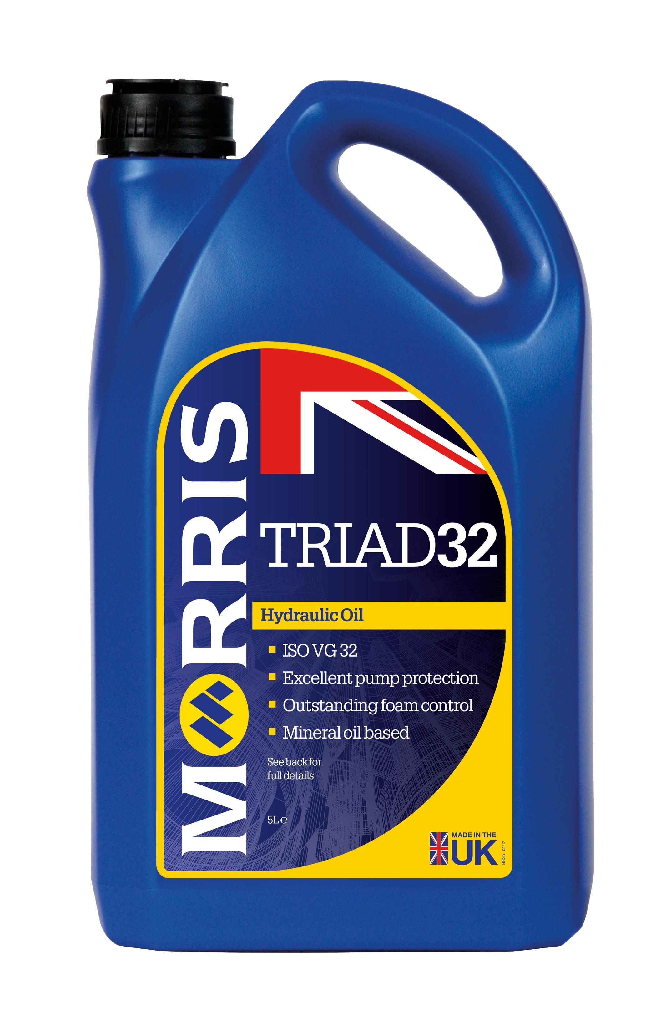 Triad 32 Hydraulic Oil