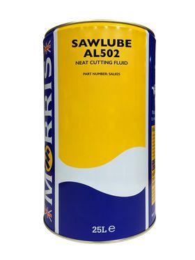 25 litre drum of Sawlube AL502