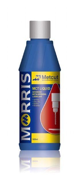 500 ml bottle of MCT liquid neat cutting oil